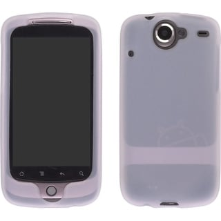 Wireless Solution Silicone Gel for HTC Google Nexus One - Clear