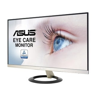 "Refurbished - ASUS VZ229H 21.5"" LED  Monitor 5ms 1920X1080  W/ eye care feature, flicker free"