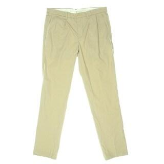 Polo Ralph Lauren Mens Dress Pants Slim Fit Poplin - 30/30