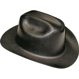 Jackson Safety 3007313 Western Outlaw Hard Hat, Black