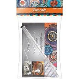 Colonial Needle Pleachet Rug Needle & How-To Booklet