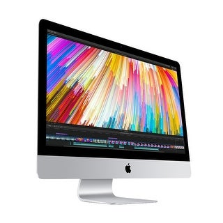 "Apple 27"" iMac with Retina 5K Display (Mid 2017) - silver"