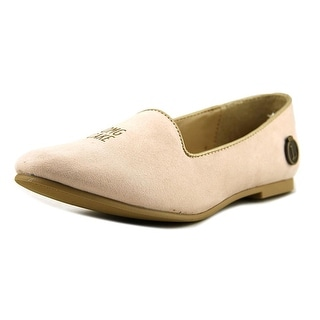 Loly in the Sky GLENDA   Round Toe Leather  Flats