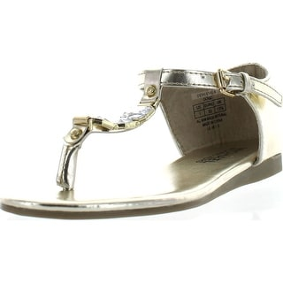 Michael Kors Girls Demi Emila Fashion Sandals