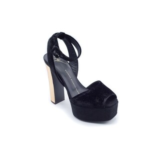 Giuseppe Zanotti Women's Black Betty Platform Pump Sandals