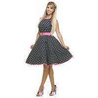 50s Polkadot Dress