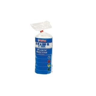 Film-Gard MH750 Polyethylene Sheeting, 3' x 50', Clear