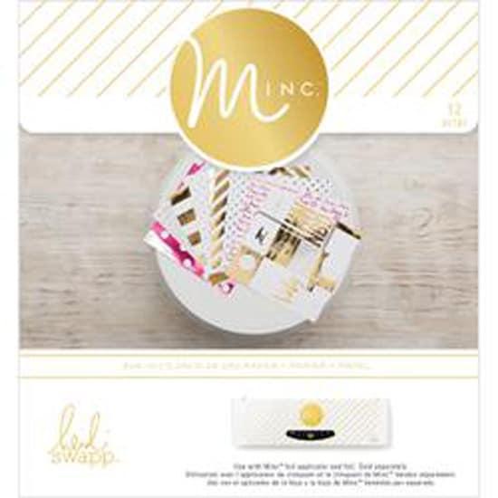 """Signature - Minc Paper Pad 6""""X6"""" 24/Sheets"""