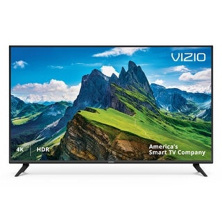 VIZIO D-Series 50 Class 4K Smart TV D50X-G9 (Certified Refurbished) - BLACK