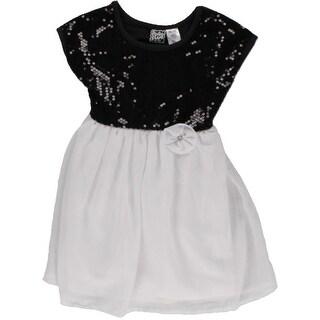Pogo Club Girls Special Occasion Dress Chiffon