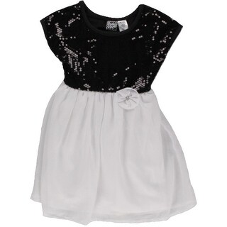 Pogo Club Girls Special Occasion Dress Chiffon