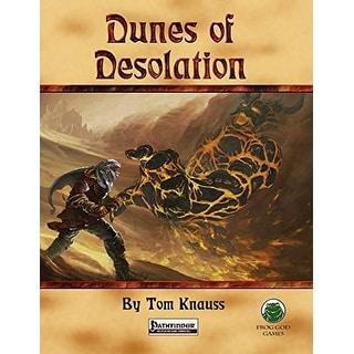 Dunes of Desolation - Pathfinder Edition