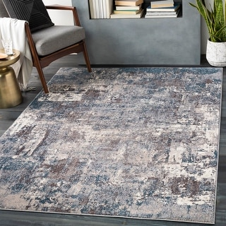 Link to Asuman Modern Abstract Area Rug Similar Items in Rustic Rugs