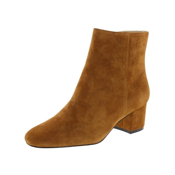 de4922792697 Shop Bettye Muller Womens Candid Ankle Boots Suede Booties - Free ...