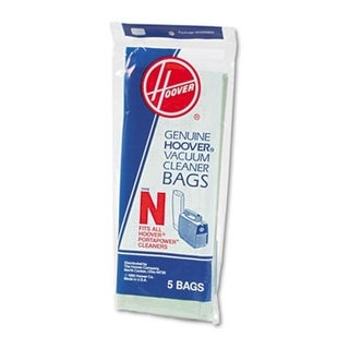 Hoover Company 4010038N Commercial Portapower Vacuum Cleaner Bags