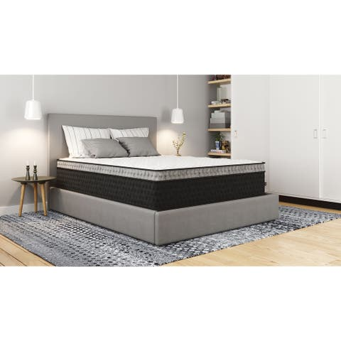 EquaLite Copper Infusion Cool Hybrid Mattress 14-inch