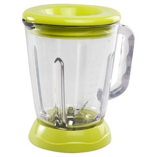 Margaritaville AD3500 36oz Glass Blending Jar Key Lime Green DM0500 Series - Lime Green