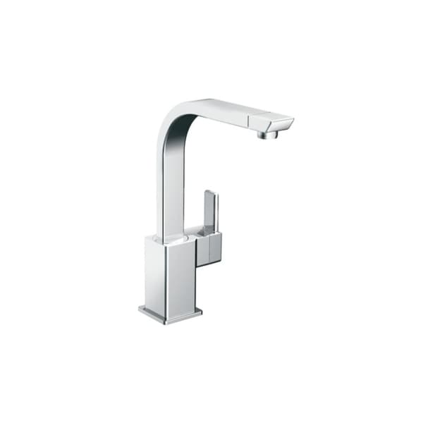 Moen S7170 High Arc Kitchen Faucet From The 90 Degree Collection
