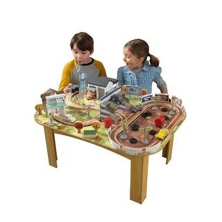 KidKraft: Thomasville Track Set and Table