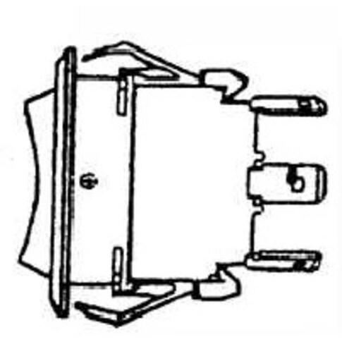 Shop United States Hardware M 146c 3 Way Bilge Pump Switch 14