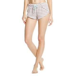Honeydew Womens Sleep Short Marled Ribbed Knit