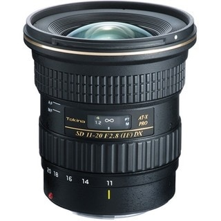 Tokina AT-X 11-20mm f/2.8 PRO for Canon