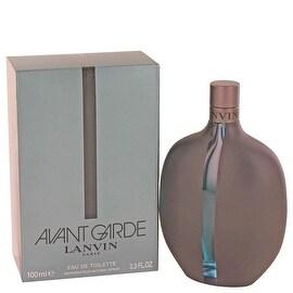 Avant Garde by Lanvin Eau De Toilette Spray 3.4 oz - Men