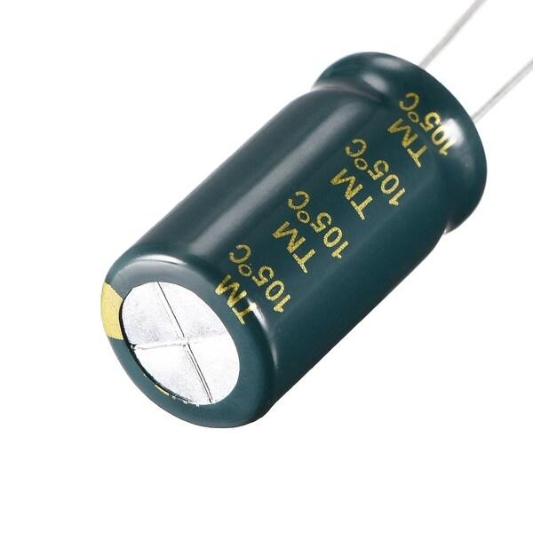 12PCS NEW 1000uF 16V 105C Radial Electrolytic Capacitor