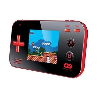 Teledynamics My Arcade Portable with 220 Games - Red & Black