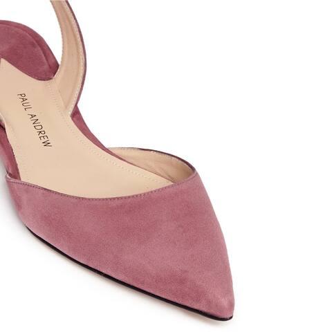 Paul Andrew Pink Rhea Flats Size 36.5