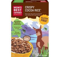 Mom's Best Cereal - Crispy Cocoa Rice Cereal ( 14 - 17.5 OZ)