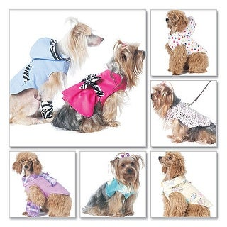 Pet Clothes-All Sizes in One Envelope
