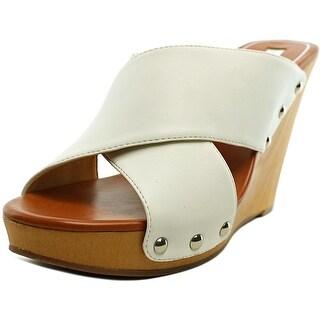 Jessica Simpson Jozie Women  Open Toe Synthetic  Wedge Sandal