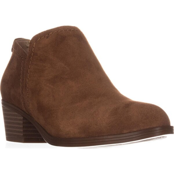 naturalizer Zarie Casual Ankle Boots, Brandy