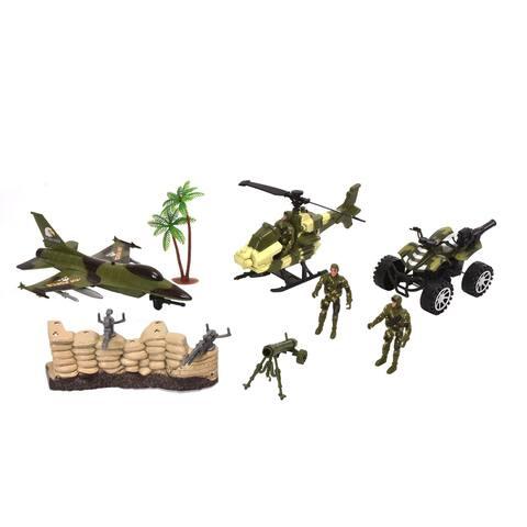 WonderPlay F/P Military Set Little Kid 4 - 6 years - Green