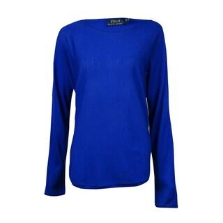 Polo Ralph Lauren Women's Dolman Merino Wool Sweater (2 options available)