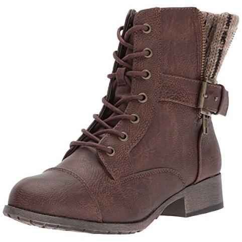 9f47601d77f Shop Jellypop Women s Dita Combat Boot