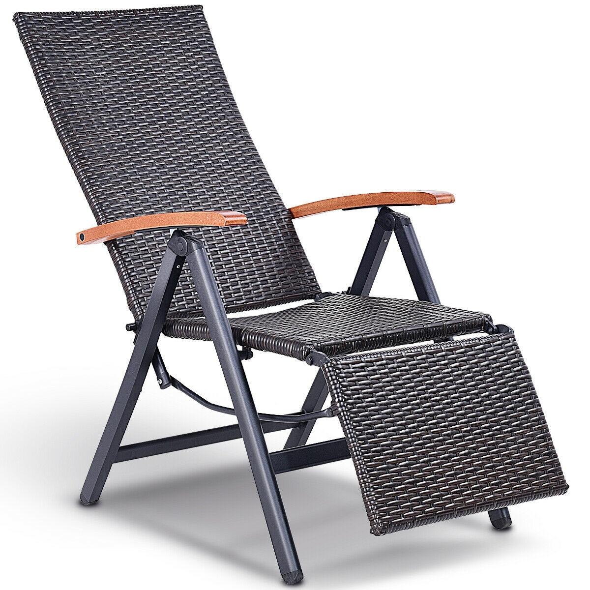 Costway Patio Folding Chair