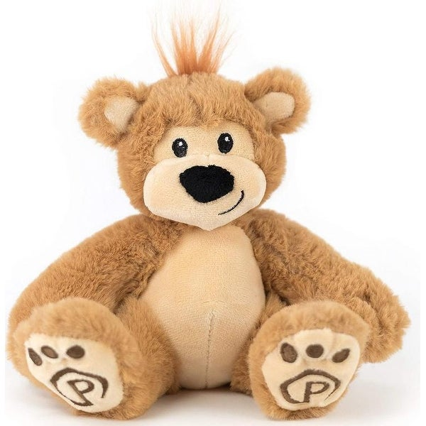 """Plushible Pawley Teddy Bear for Kids - Big Teddy Bear - Stuffed Animal for Kids (Small 10""""). Opens flyout."""