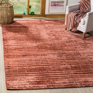 Safavieh Handmade Mirage Tefta Modern Abstract Viscose Rug