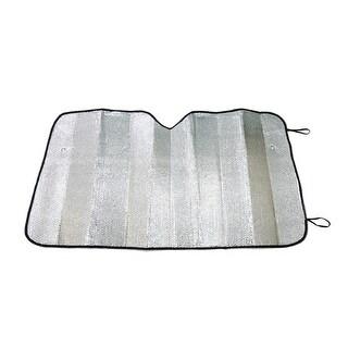 130cm x 70cm Aluminium Foil Foldable Car Front Window Windshield Sun Shade Visor