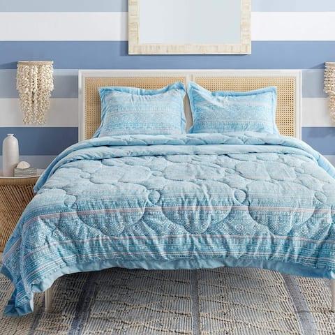 Kasentex Comforter Set Rervisible Alternative Goose Down Filling