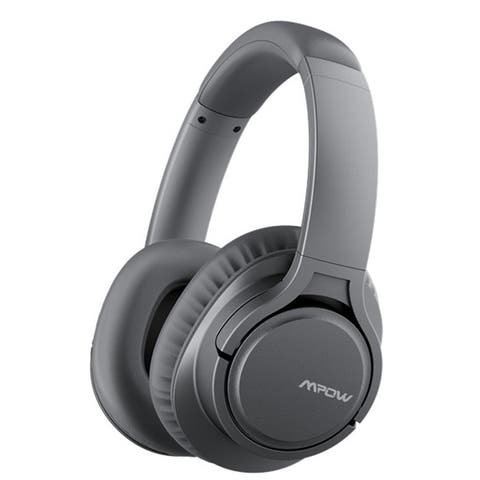 Mpow H7 Wireless Wired Headphones, Comfortable Over-Ear Wireless HiFi Stereo Headset, Built-in Microphone for Kids, Adults