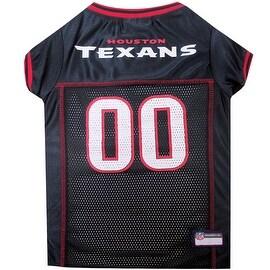 NFL Houston Texans Pet Jersey
