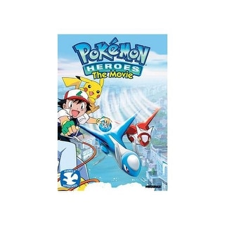 POKEMON HEROES (DVD) (WS/ENG/5.1 DOL DIG)