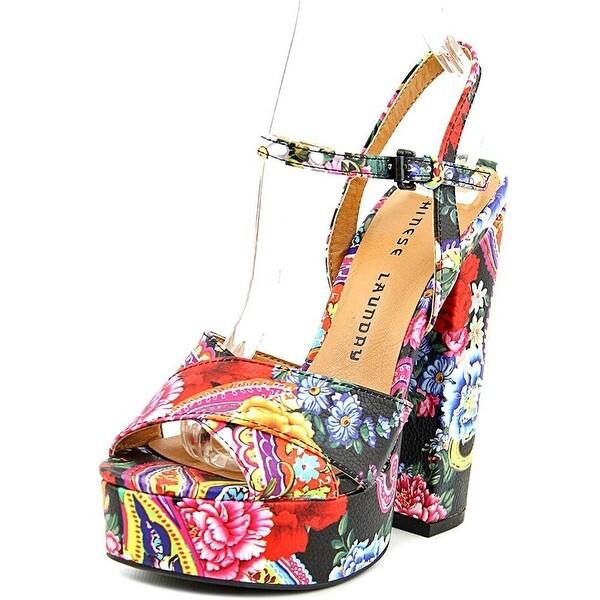 Chinese Laundry Women's Aquarius Paisley Platform Dress Sandal