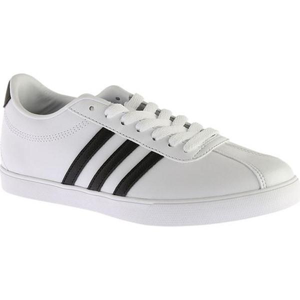 bcd3180959 Shop adidas Women's NEO Courtset Sneaker FTWR White/Core Black/Matte ...