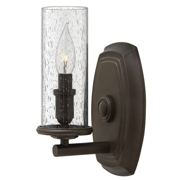 Hinkley Lighting 4780 1-Light Indoor Wall Sconce from the Dakota Collection - n/a