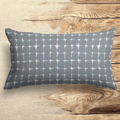 """Sea Island Lumbar Pillow 22"""" x 12"""""""