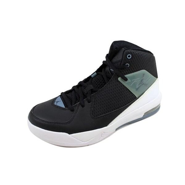 Nike Grade-School Air Jordan Air Incline BG Black Blue Graphite-White 705855 c4deeb3a9